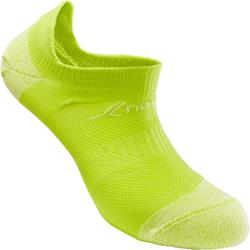 Sneakersocken WS 500 Fresh Kinder grün