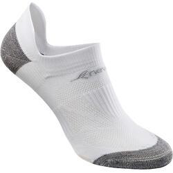 SK 500 Fresh Invisible Fitness Walking Socks - White