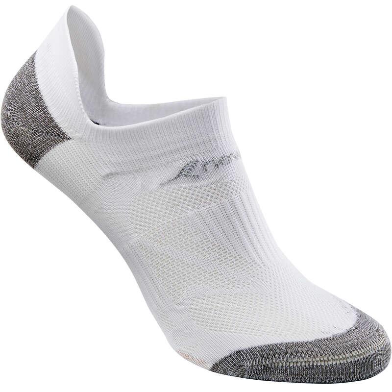 SPORT WALKING SOCKS - SK 500 Fresh Invisible white NEWFEEL