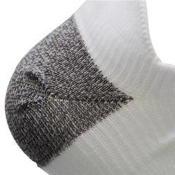 Calcetines de marcha deportiva NIÑOS WS 500 Fresh blanco