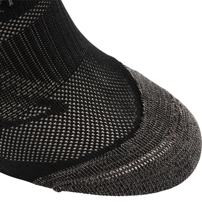 SK 500 Fresh Invisible fitness walking socks black