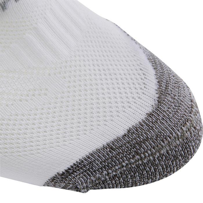 Sneakersocken WS500 Fresh Kinder weiß