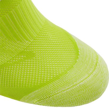 Kaus kaki jalan bugar SK 500 Fresh Invisible hijau