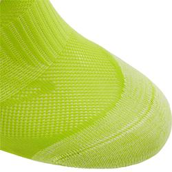 Calcetines Caminar Newfell SK 500 Fresh Invisibles Verde