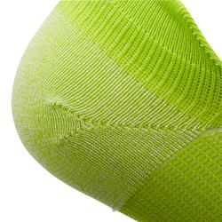 Chaussettes marche sportive SK 500 Fresh Invisible vert