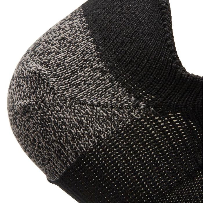 Walkingsocken SK 500 Fresh Kinder schwarz