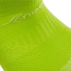 Calcetines de marcha deportiva NIÑOS WS 500 Fresh verde