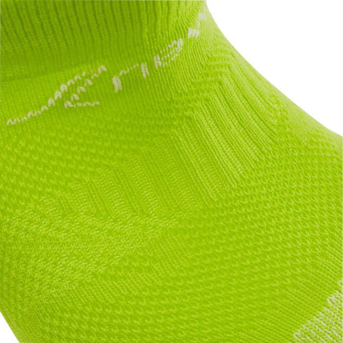 Chaussettes marche enfant SK 500 Fresh vert