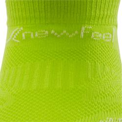 Calcetines Caminar Newfeel WS 500 Fresh Niño Verde