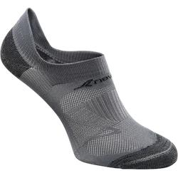 SK 500 Fresh Invisible Fitness Walking Socks - Grey