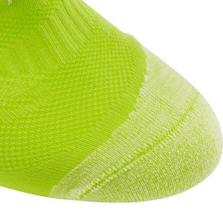 Kaus kaki jalan anak-anak WS 500 Fresh - hijau