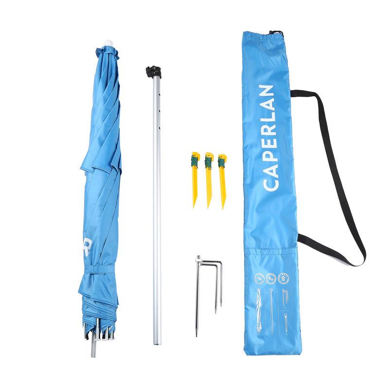 Sièges Abris Stations Parasol Pêche Au Coup Umbrella Anti Uv 180 Cm