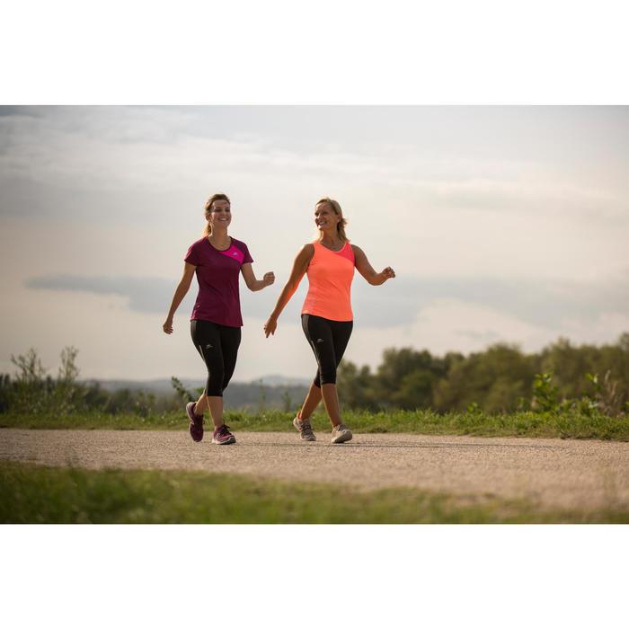 Walkingschuhe HW 500 Mesh Damen beige