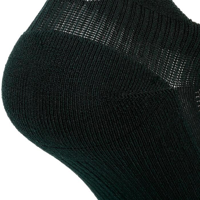 Laufsocken Komfort 2er-Pack schwarz