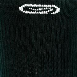 Halfhoge sokken comfort 2 paar zwart