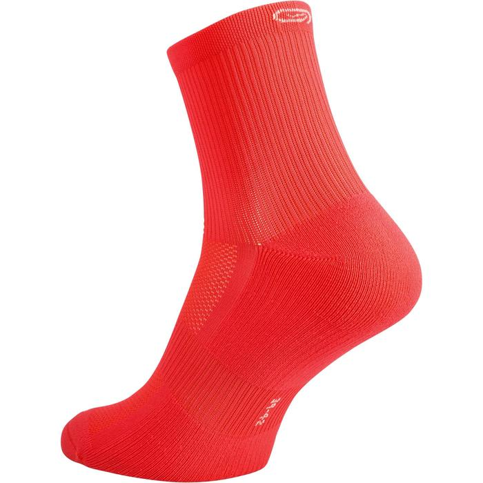 CHAUSSETTES CONFORT MID X2 ROSE