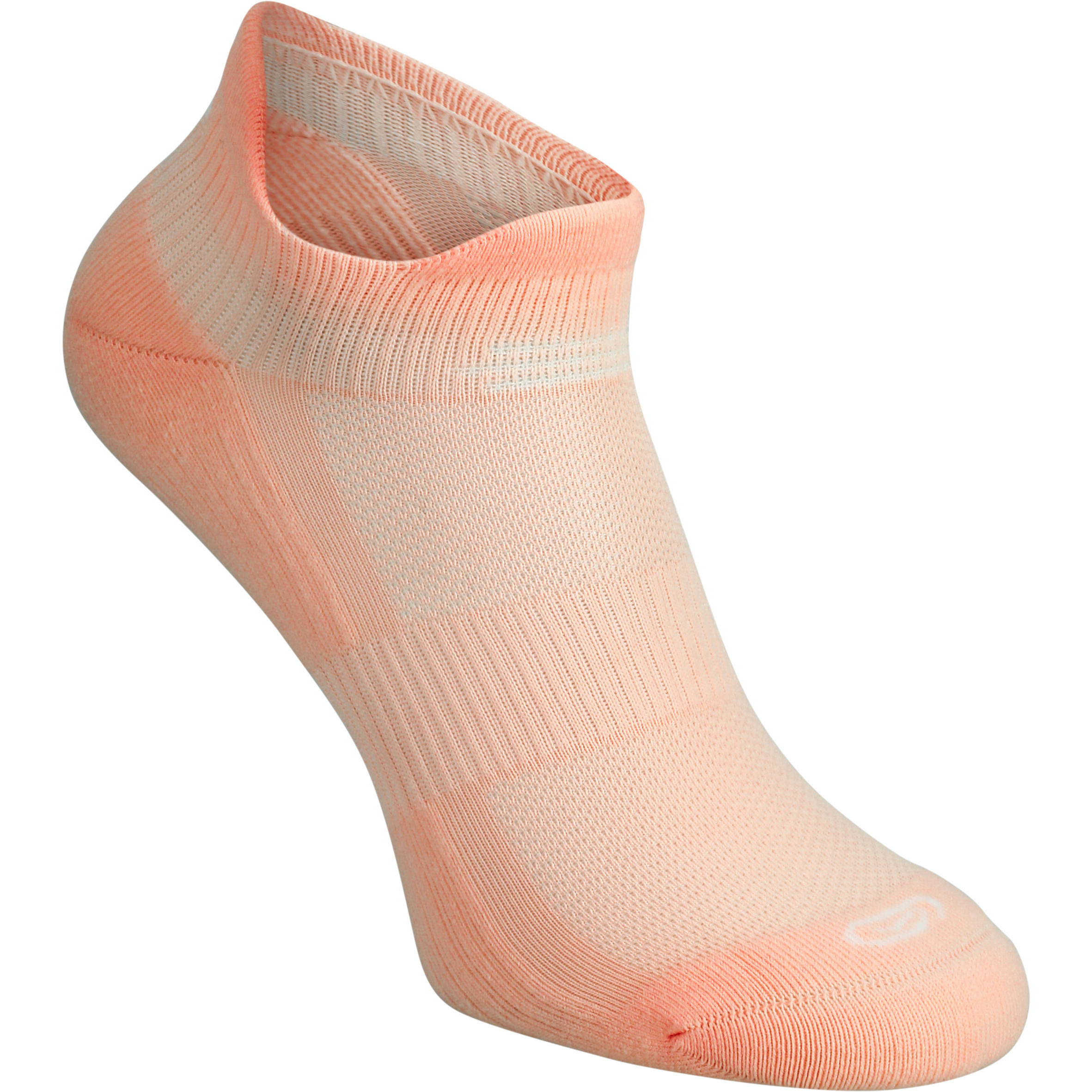 CALCETINES INVISIBLES CONFORT x2 ROSA