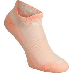 Invisible Comfort Socks X2 - White