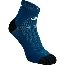 Calcetines Running Kalenji Kiprun Gruesos Azul