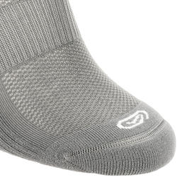 COMFORT MID SOCK X2 GREY