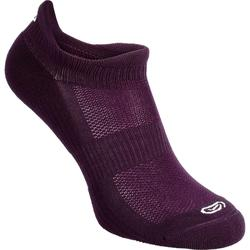 Invisible Comfort Socks X2 - Purple