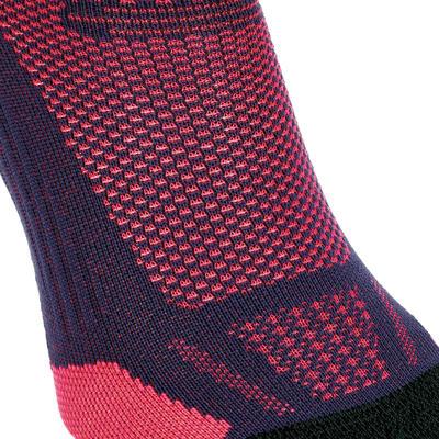 גרביים דקים בלתי נראים Kiprun ורוד