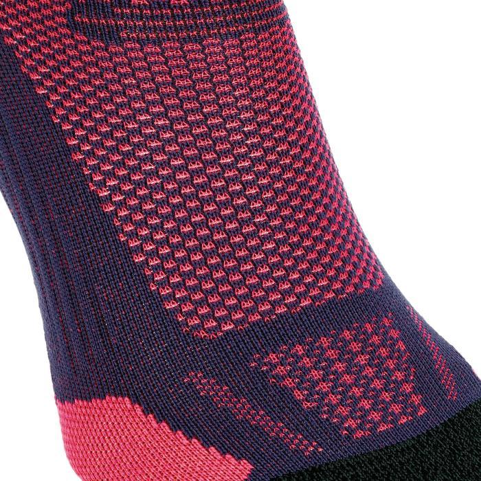 隱形薄運動襪Kiprun - 粉紅色