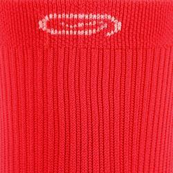 Hardloopsokken halfhoog comfort x2 roze