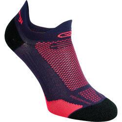 Dunne onzichtbare sokken Kiprun roze