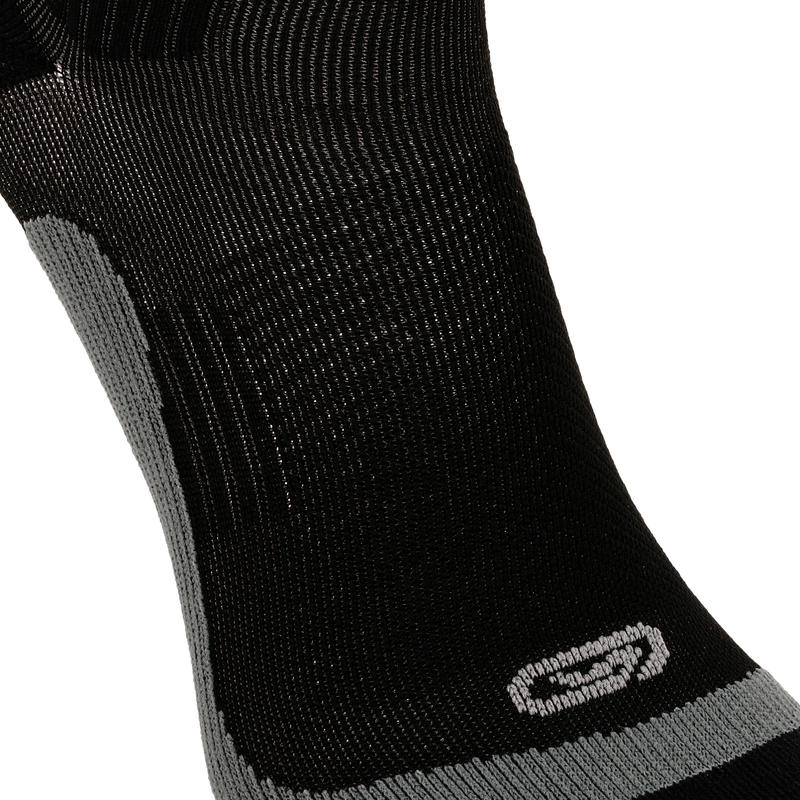 COMPRESSION RUNNING SOCKS - BLACK