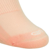 CHAUSSETTE CONFORT INVISIBLE X2 ROSE