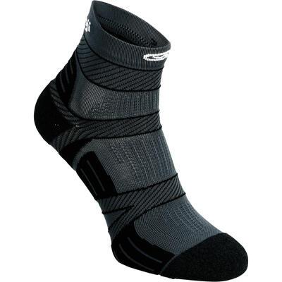 Kiprun Strap גרביים עבים - שחור