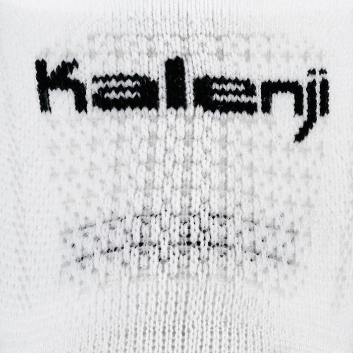 Calcetines Running Kalenji Kiprun Finos Adultos Blanco