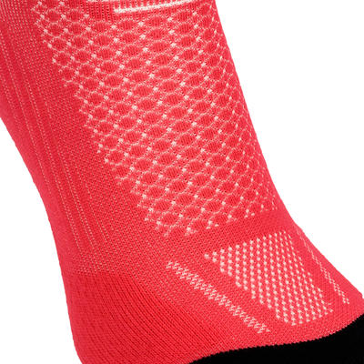 Kiprun גרביים דקים - ורוד