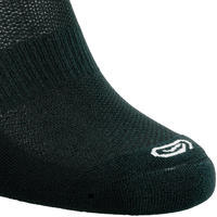 INVISIBLE COMFORT SOCKS BLACK X2