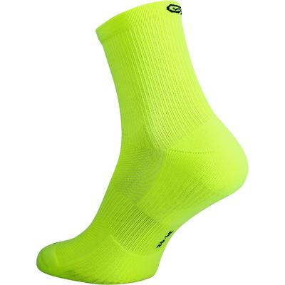 גרבי נוחות גבוהים 2X - צהוב