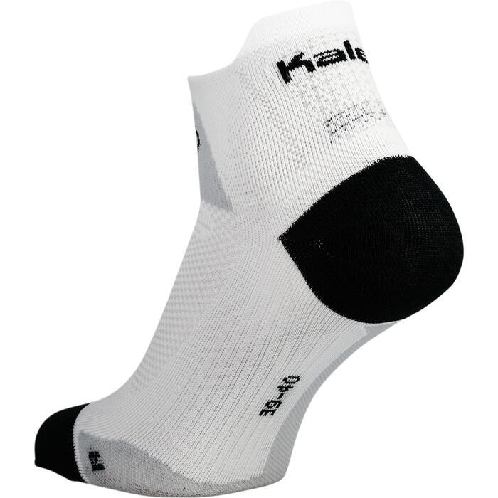 RUNNING MID-HEIGHT FINE SOCKS KIPRUN - WHITE