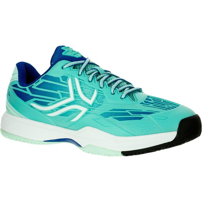 Tennisschoenen kinderen Artengo TS990 turquoise - 1270513