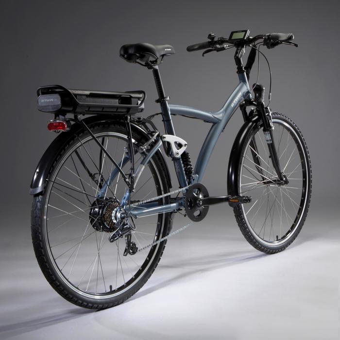 E-Bike Trekkingrad 26/28 Zoll Original 900E graublau