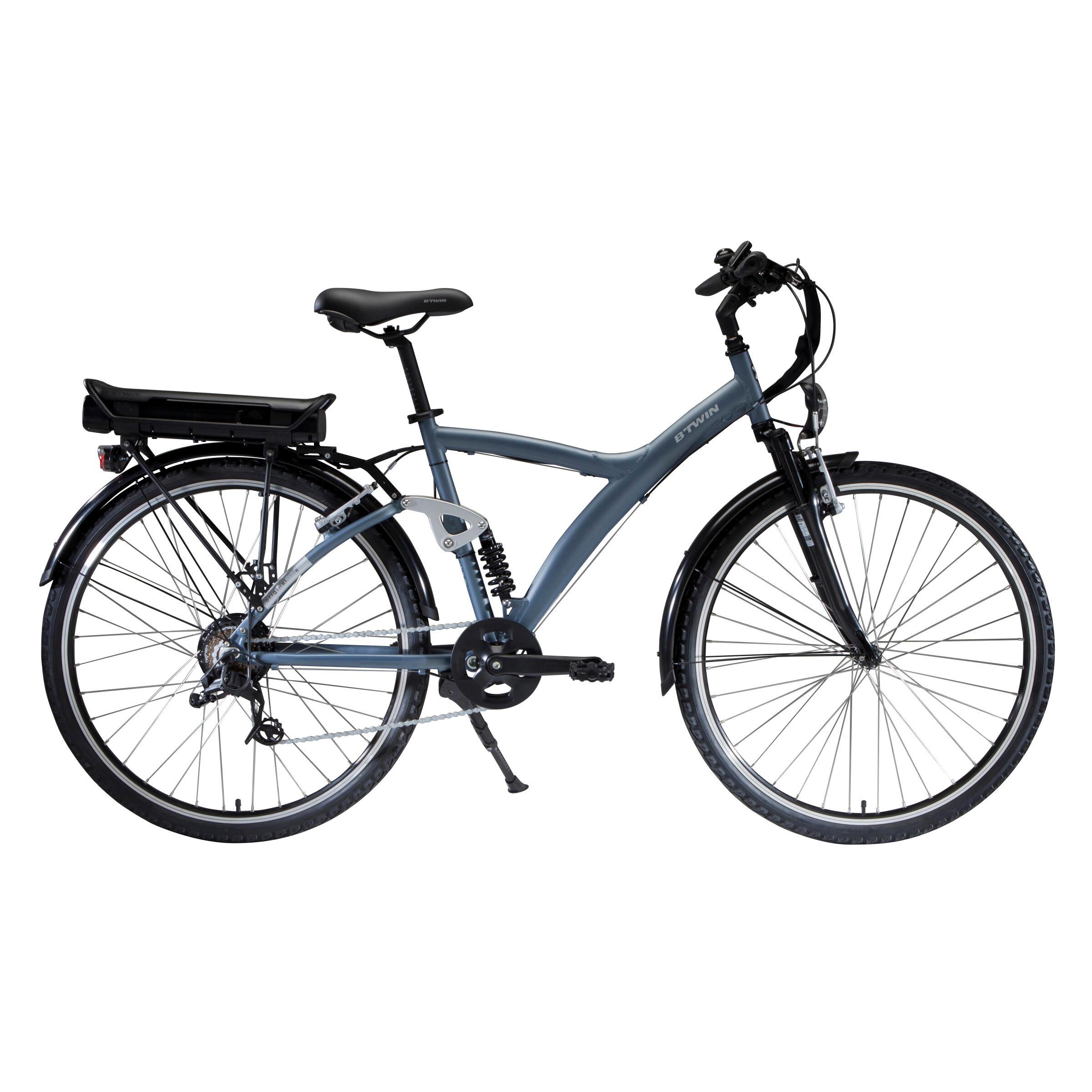 Bicicletă Electrică 900 E