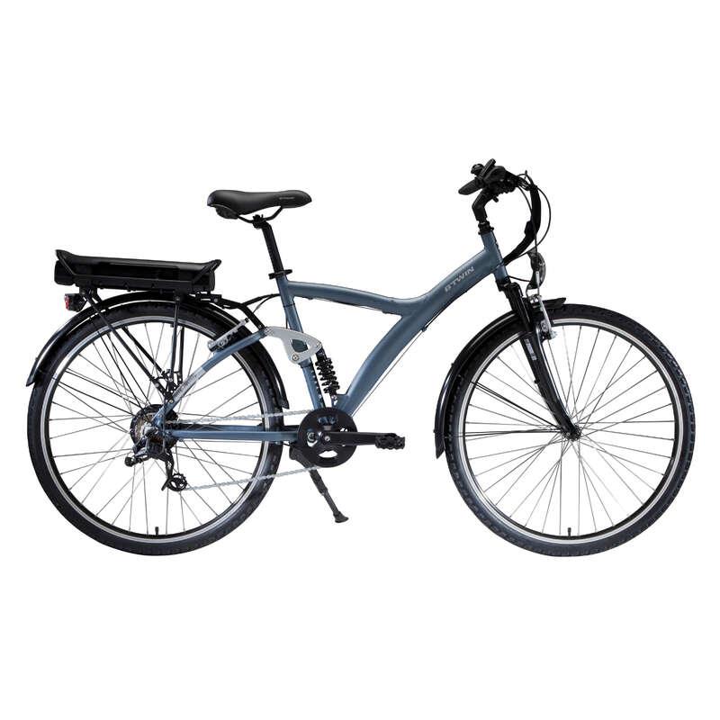 ELEKTRISK HYBRIDCYKEL Cykel - Elhybridcykel ORIGINAL 900 E RIVERSIDE - Cykel 17