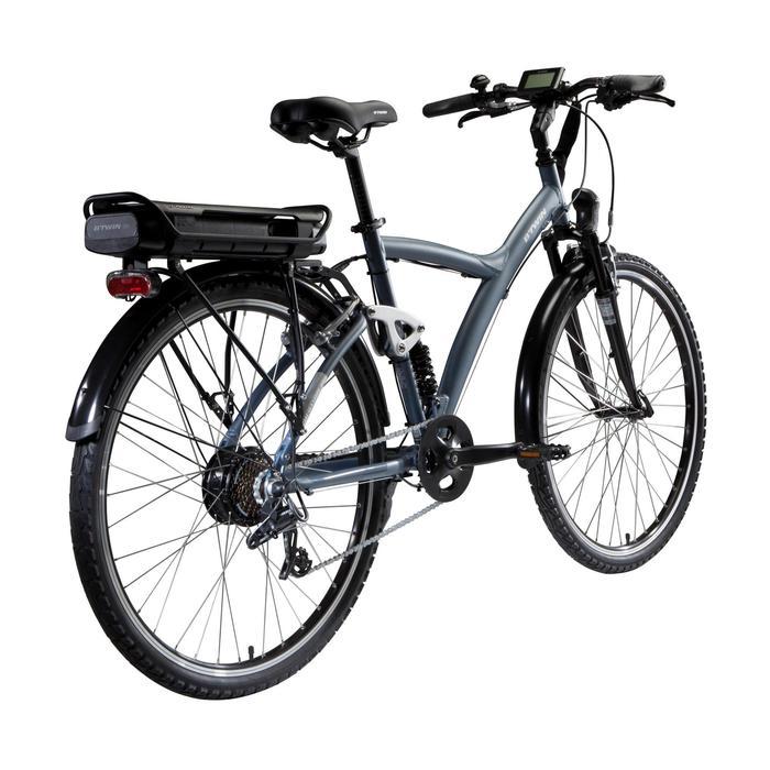 e bike trekkingrad original 900e b 39 twin decathlon. Black Bedroom Furniture Sets. Home Design Ideas