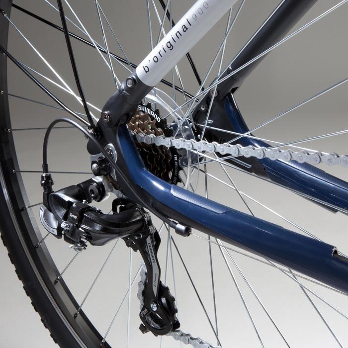 Hybridefiets B'Original 900 full suspension