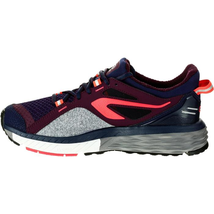 Laufschuhe Run Comfort Grip Damen bordeaux