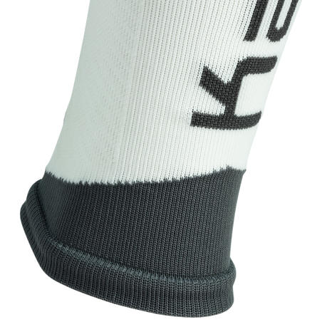 RUNNING COMPRESSION SLEEVES - WHITE