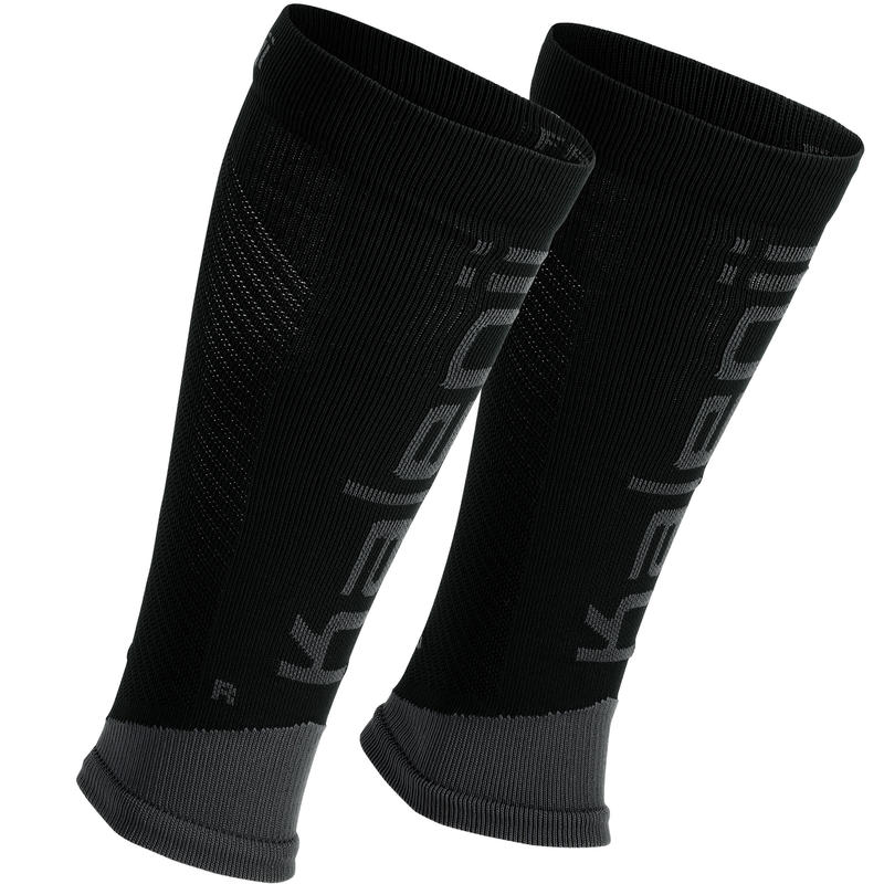 KIPRUN COMPRESSION SLEEVE - BLACK