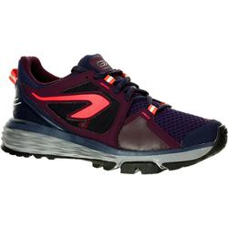 Joggingschoenen voor dames Run Comfort Grip bordeaux