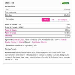 Essentials Omega 3.6.9. 60 cap