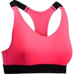 Sport bh 500 voor cardiofitness, Domyos