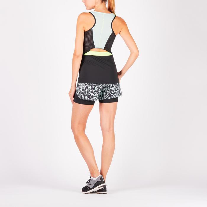 Débardeur fitness cardio femme 900 Domyos - 1270747